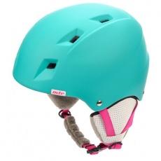 Meteor Kiona ski helmet mint / pink 24856