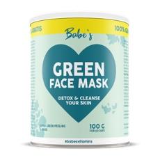 Green Face Mask 50g + 50g Zadarmo (Pleťová maska)