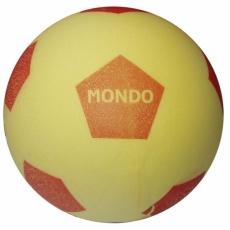 míč kopací SOFT Mondo pěnový