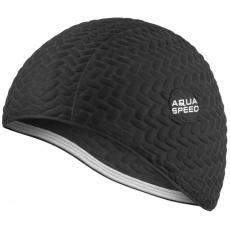 Bombastic latex cap