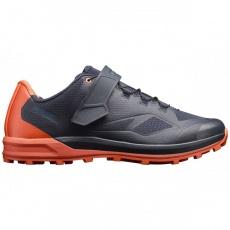 boty Mavic XA ELITE II černo-oranžové