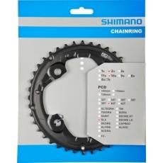 prevodník 40z Shimano SLX FC-M675 2x10 4 diery