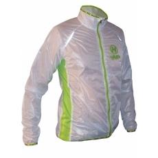 bunda HAVEN ULTRALIGHT pláštěnka bílo/zelená
