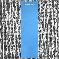 KODIAK Karimatka XPE / hliník, 180x50 cm, modrá