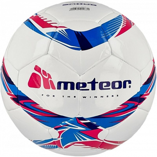 Football Meteor 360 Shiny white MS 00070