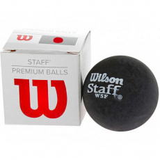 Staff Squash Ball Red DOT red dot