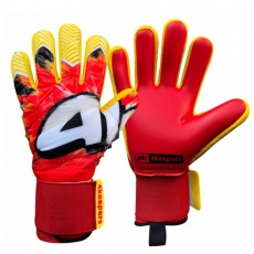 4keepers Evo Rojo NC S660801 goalkeeper gloves
