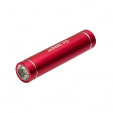 Powerbank 2600mAh micro USB / Lightning pink