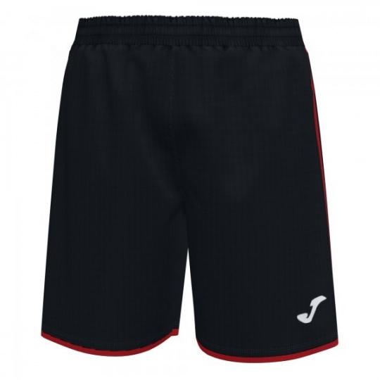 LIGA SHORT BLACK-RED