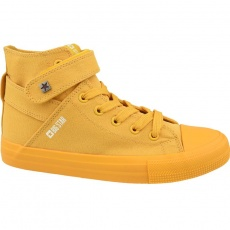 Big Star Shoes żółte 36