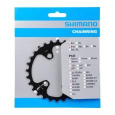 prevodník 28Z Shimano SLX FC-M7000 2x11 4 diery