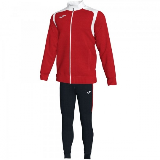 JOMA TRACKSUIT CHAMPIONSHIP V RED-WHITE