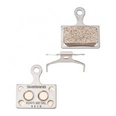 brzdové destičky Shimano DURA-ACE K04Ti kovové original balení