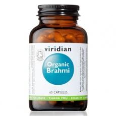 Brahmi 60 kapsúl Organic