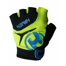 rukavice HAVEN DEMO SHORT zeleno / modré