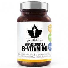 Super Vitamin B Complex 60 kapslí