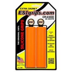 gripy ESI Chunky Extra oranžové