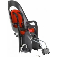 sedačka HAMAX Caress šedo / červená