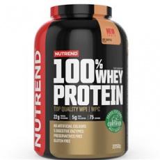 100% Whey Protein 2,25 kg NEW ľadová káva + Šejker ZADARMO