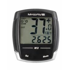computer M-Wave M12 12 funkcií čierny