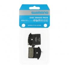 brzdové doštičky Shimano XTR, XT, SLX J03A polymérové original balenie