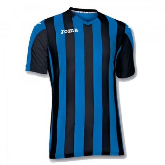 T-SHIRT COPA ROYAL-BLACK S/S