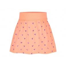 sukne dievčenské LOAP BAXIKA oranžová