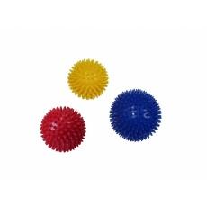 loptička masážne ježko 9cm