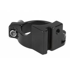 objímka přesmykače 34,9mm pro Shimano/Sram + adaptér 31,8mm