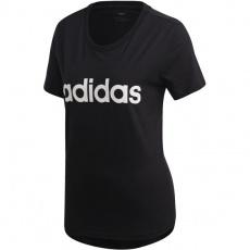Adidas Essentials Linear Slim Tee W training shirt DP2361