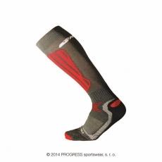 Progress P XHI X-HIGH lyžiarske ponožky