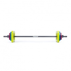 Tiguar power gym butterfly barbell TI-PG005