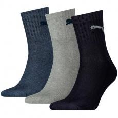 Puma Short Crew 3Pack Socks 906 110 58