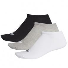 Adidas Originals Trefoil Liner Socks 3P FT8524