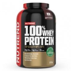 100% Whey Protein 2,25 kg NEW čokoládové brownies + Šejker ZADARMO