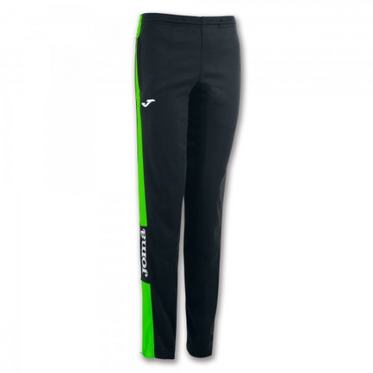 LONG PANT CHAMPIONSHIP IV BLACK-FLUOR GREEN WOMAN