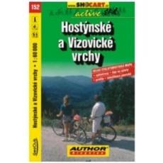 mapa cyklo Hostýnské a Vizovic.vrchy,152