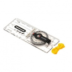 Meteor compass ruler with magnifying glass 71008