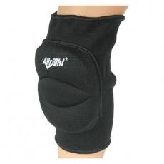 Match volleyball knee pads, black