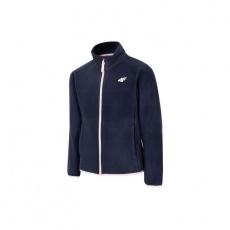 4F Junior HJZ20-JPLD001A Navy sweatshirt