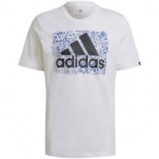 Adidas Doodle Logo Graphic M GS4001 T-shirt