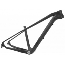 "rám MTB superlight carbon 29"" 17"" - 43cm"