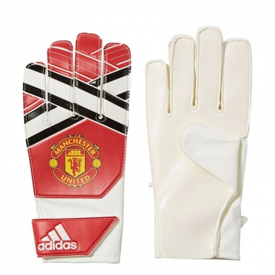 Adidas Young Pro Manu MANCHESTER UNITED Jr 03460-03466 goalkeeper gloves