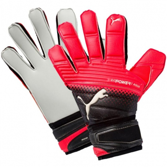 Goalkeeper gloves Puma Evo Power Grip 2.3 Aqua M 041225 20
