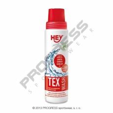 prací prostriedok Hey šport Tex wash 250ml