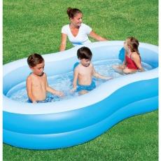 Bestway inflatable pool 262x157x46cm 54117 3217