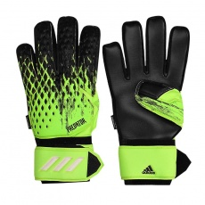 Goalkeeper gloves adidas Predator Match Fingersave FS0406