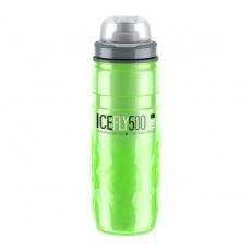 fľaša ELITE Ice Fly, zelená 500 ml