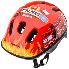 Bicycle helmet Meteor KS06 Firetracker size S 48-52 cm Jr 24837