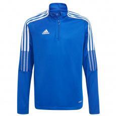Adidas Tiro 21 Training Top Youth Jr GM7322 sweatshirt